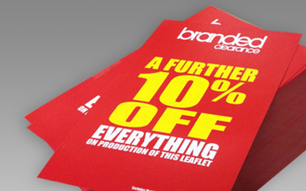 Flyers & Business Stationery UK