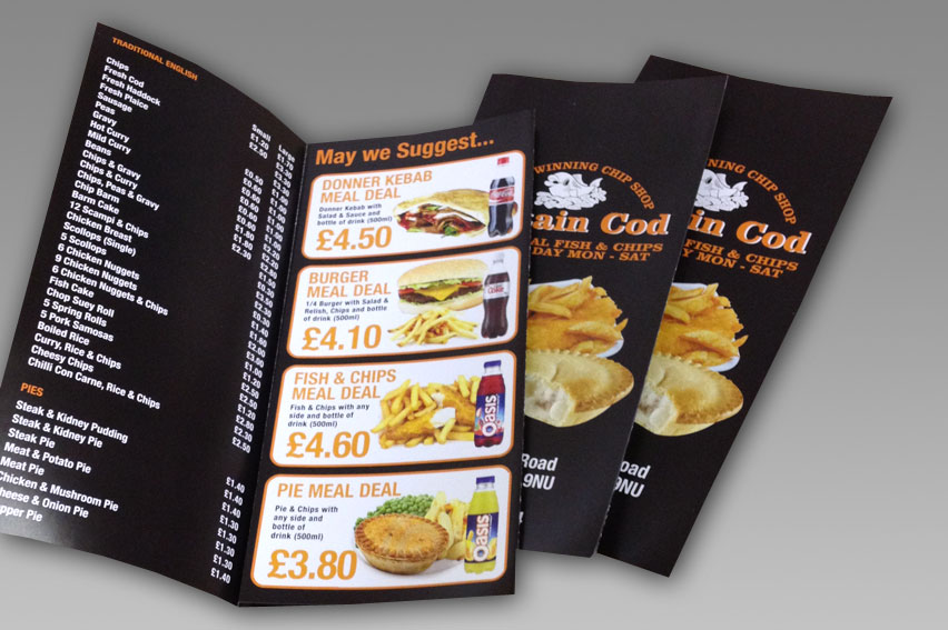 High Quality Flyer & Leaflet Printing. Any quantity. Competitive prices. Free artwork available