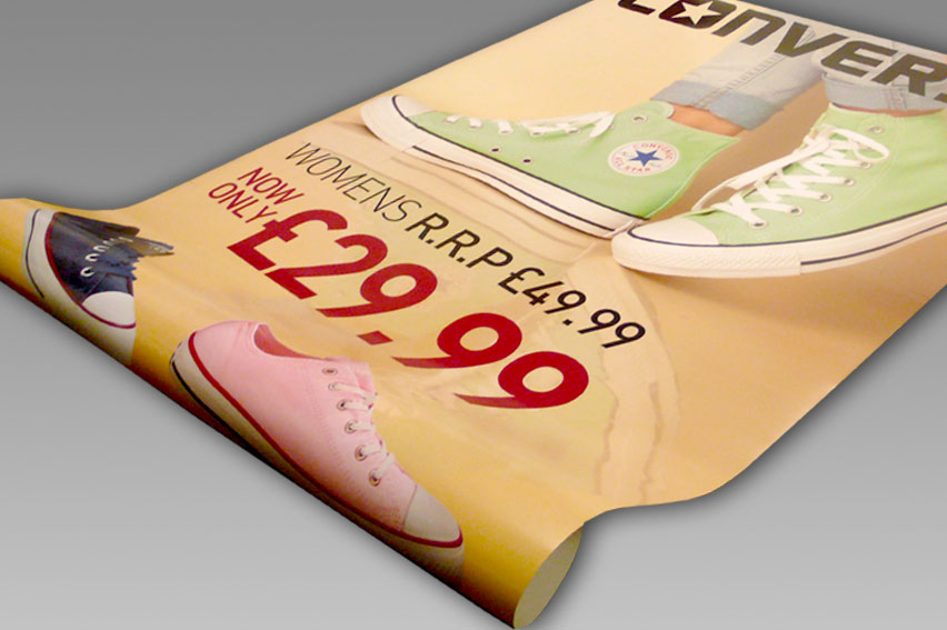 High Resolution Poster Printing across the UK. Competitive Prices