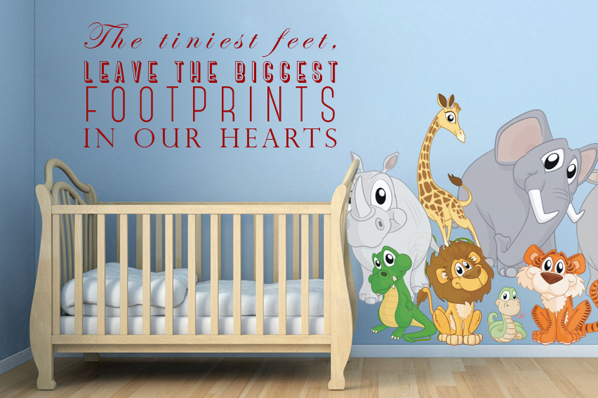 vinyl nursery graphics
